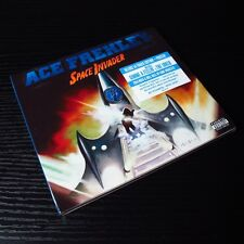 Ace Frehley: Space Invader USA Deluxe Edition CD+2 Bonus Trk+Poster NEW #32-1*