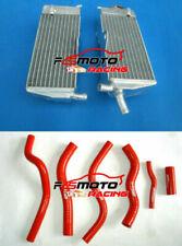 Radiadores de refrigeración para motos