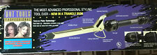 HOT TOOLS PROFESSIONAL Triangle Shape Gold Hair Curling Iron Model 1142