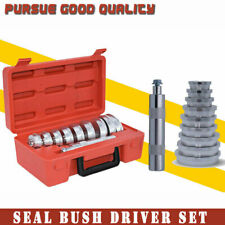Solid Automotive Race Bearing Seal & Axle Bushing Driver Set BOX (10PCS)