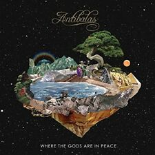 Antibalas - Where The Gods Are In Peace [New CD]