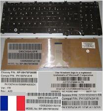 Teclado Azerty Francés TOSHIBA A500 V101602AK1 MP-08H76F06698 9Z.N1Z82.00F negro
