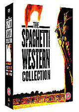 Spaghetti Westerns Collection (DVD, 2005, 6-Disc Set, Box Set) Brand New Sealed