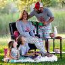Xmas Christmas Kids Adult Family Pajamas Set Sleepwear Nightwear Costume Pajamas