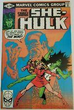 New listing The Savage She-Hulk #10 - (Marvel Comics 1980) - Vf/Nm - A Beauty !
