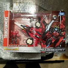 Takara Transformers Legends LG-62 Targetmaster Windblade Headmasters*H3