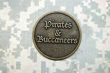 Pirates & Buccaneers Token Challenge Coin