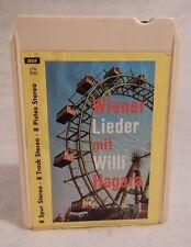 Wiener Lieder Mit Willi Hagara 8-Track Lear Jet Stereo 8  LPA 3002
