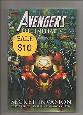 Avengers: The Initiative - Secret Invasion - Hardcover TPB - (Sealed)