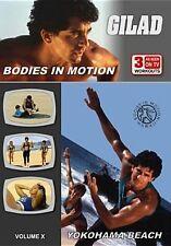 GILAD: BODIES IN MOTION - YOKOHAMA BEACH (Gilad) - DVD - Region Free