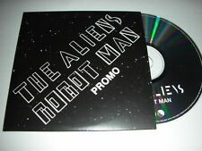 The Aliens - Robot Man - 2 Track