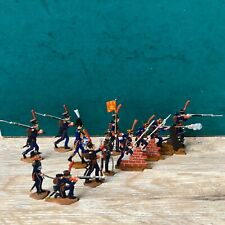 Kieler Or Similar: 30mm Flat Figures- French Marines Of The Guard, c1815