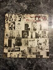 ROLLING STONES Exile On Main Street LP vinyl W/12 MINT postcards Monarch press