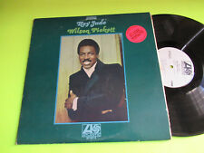WILSON PICKETT - HEY JUDE LP MONO / MONAURAL WHITE LABEL PROMO COPY
