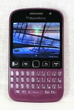Blackberry Model 9720 3G tested & Working excellent condition purple