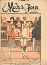 La Mode du Jour/Sixième Année - n° 267/3 Juin 1926/Journal de Mode