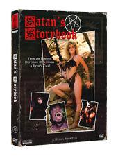 Satan's Storybook (1989) Sword & Sorcery, Horror Anthology, SOV, Slipcase DVD!