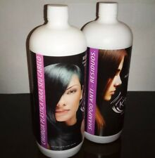 2 PACK Brazilian Keratin 32 Oz Cirugia Capilar Treatment Kera Fruit Chocolate !!