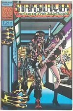Starslayer #3 (PACIFIC 1982) 2nd Rocketeer Dave Stevens 1ST BETTY PAGE