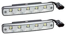 10-POWER LED TAGFAHRLICHT E-Prüfzeichen E11 R87 DRL 6000K für VW