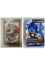 [Nintendo Game Cube]Sonic Adventure 2 Sonic & Adventure DX w/Traking# Video Game