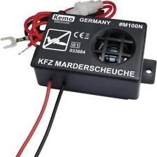 Kemo M100N KFZ Ultraschall Marderscheuche