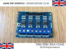 HG7881 4-Channel DC Stepper Motor Driver Controller Board for Arduino NEW BS