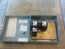 Siemens-Allis Cat. No. ENC11T Overload Relay/Breaker Box Amp Variable