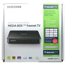 GX-MB540TL/ZG SAMSUNG Media Box Lite freenet TV DVB T2 Receiver OVP