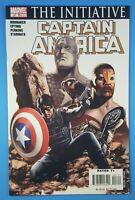 Captain America #27 The Initiative Marvel Comics 2007 Ed Brubaker Death of...