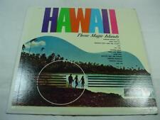 Hawaii Those Magic Islands - Luke Leilani & His Hawaiian Rhythm