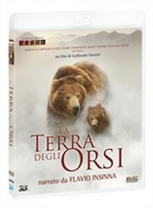 La terra degli orsi 3D (Blu-Ray 3D)