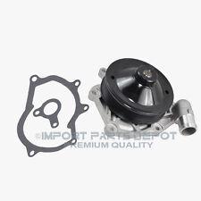 Engine Water Pump (Metal Impeller) + Pulley Porsche 911 Boxster Premium New