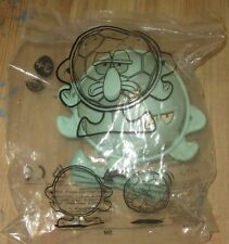 2014 Spongebob Burger King Kids Meal Toy - Squidward - RARE