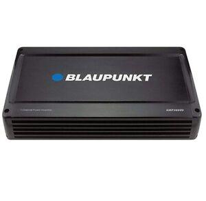 BLAUPUNKT AMP3000D HIGH-END 3000 WATTS MONOBLOCK CLASS-D AMPLIFIER/AMP
