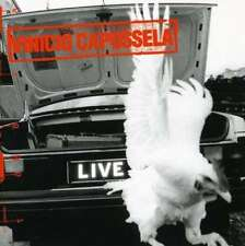 Live In Volvo - Vinicio Capossela CD C.G.D.