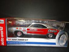 Auto World Dodge Charger R/T 1969 Dick Landy 1/18