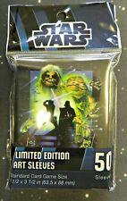 Star Wars FFG Standard Destiny Size Card Sleeves 50 count Return of the Jedi
