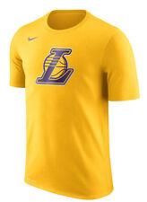 Los Angeles Lakers Nike  Dri-Fit Cotton Logo Tee Size XXL