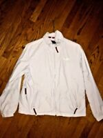 AMERICAN EAGLE OUTFITTERS AE77 FLEECE LINED ZIP Womens Jacket COAT SIZE L