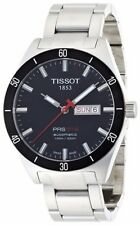 Tissot PRS 516 T0444302105100 Stainless Steel Black Dial Automatic Men's Watch