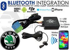 CTASKBT001 Skoda Bluetooth music streaming adaptor hands-free calls AUX iPhone x