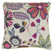 Polyester Floral Modern Decorative Cushions