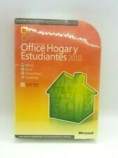 Microsoft Office Home and Student 2010 Family Pack 3PC Spanish Version