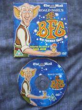 Roald Dahl's.THE BFG (BIG FRIENDLY GIANT). Mail On Sunday Promo DVD.David Jason.