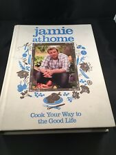 Jamie Oliver, Jamie at Home Hardback (2007)