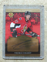 16-17 UD Ultimate RC Rookies Retro Auto #RRA-TC THOMAS CHABOT /199