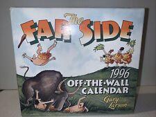 1996 The Far Side Desk Calendar Off the Wall by Gary Larson Good for 2024