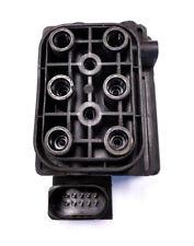 00-05 Audi Allroad OEM Air Suspension Leveling Solenoid Valve Block