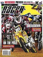 Racer X Magazine Daytona Super Cross Searle And Rattray Christophe Pourcel 2009